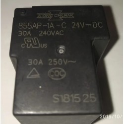 RELAY HF2150-1C-48VDC